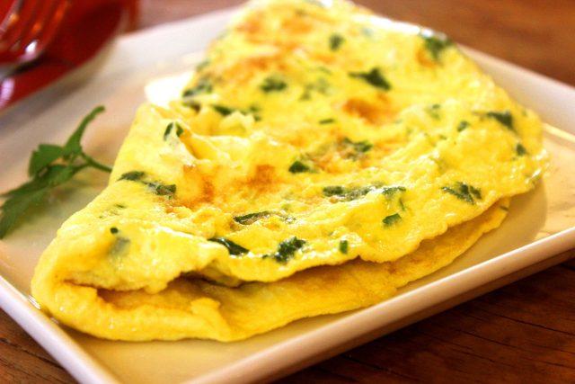 Omeleta  (ilustr. obr.) | foto: Fotobanka Pixabay
