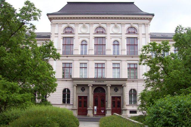 Pohled na vchod | foto: Stanislava Brádlová,  Český rozhlas