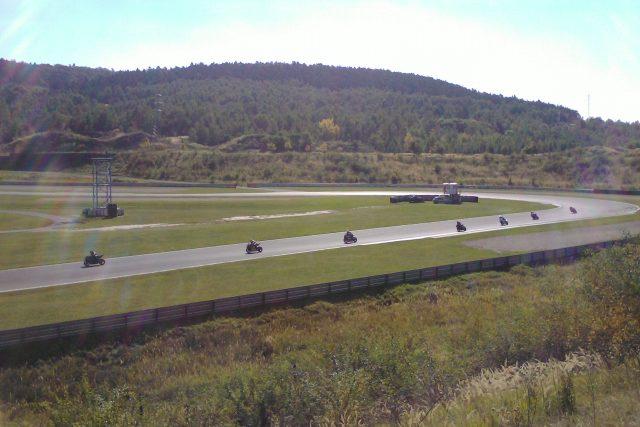 Mostecký autodrom