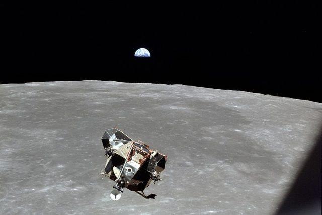 Lunární modul Apolla 11