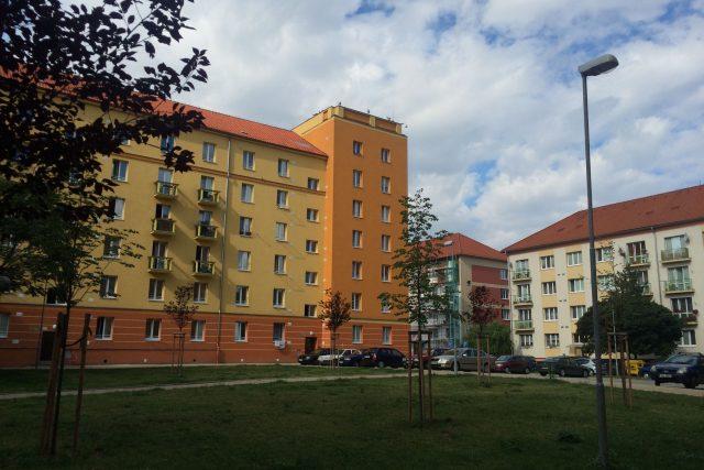 """Mostecká radnice chce zkontrolovat byty v problémové části města, v tzv. """"blocích 100"""""""
