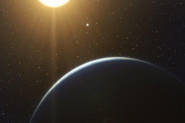 Kolem Slunci nejbližší hvězdy Proximy Centauri obíhá planeta ve velikosti Země