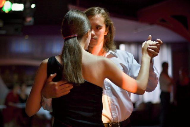 Tanečníci (ilustrační foto)