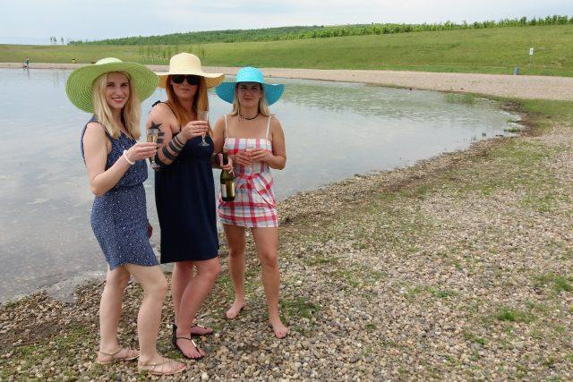 Zveme vás na slavnostní zahájení letní sezóny na jezeře Milada