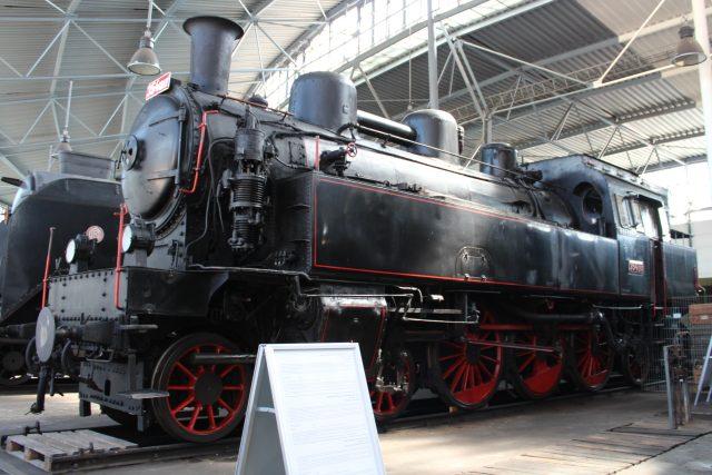 Železniční depozitář Národního technického muzea se otevírá veřejnosti | foto: Jan  Beneš