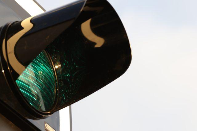 Semafor,  ilustrační foto | foto: Milan Kopecký,  Český rozhlas