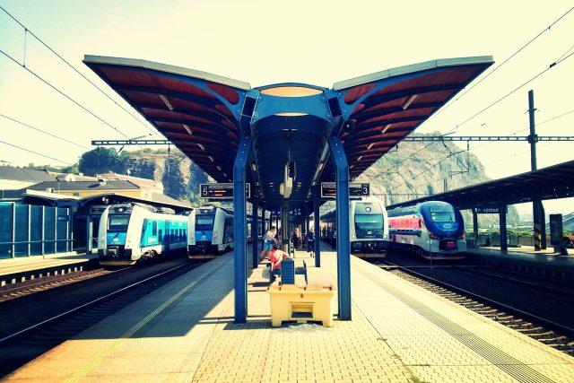 Ústí nad labem, hlavní nádraží