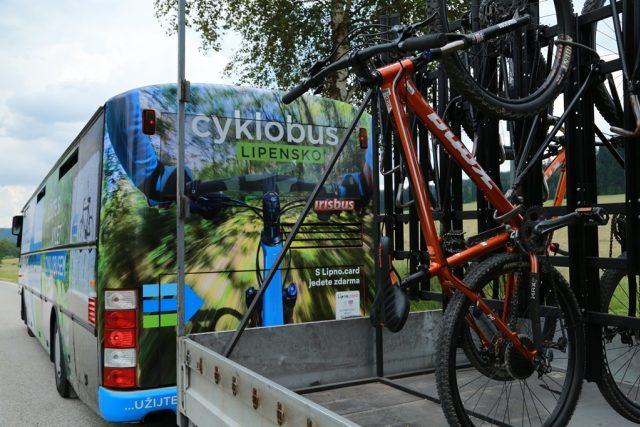 Cyklobus, Lipensko