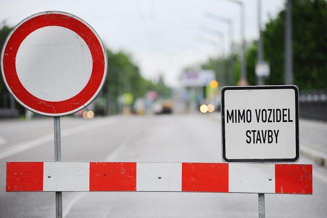 Uzavírka - ilustrační foto | foto: Honza Ptáček