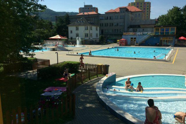 Děčínský aquapark