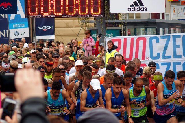 Ústecký půlmaraton 2017 - na start se postavilo 3 700