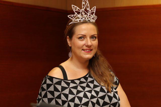 Libuše Dvořáková, Miss Prima křivky 2017