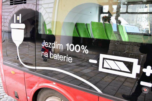 Nový novojičínský elektrobus