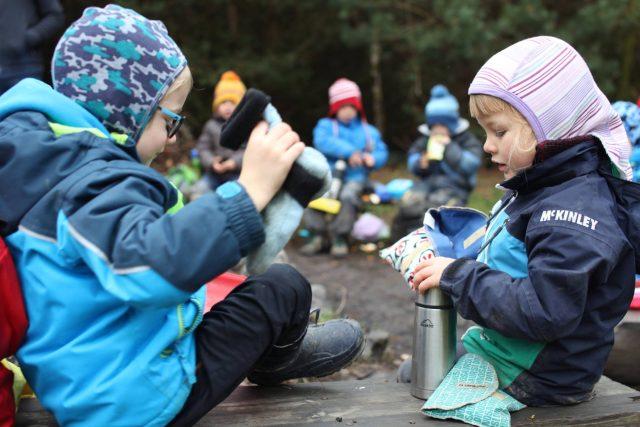 Lesní mateřské školky rostou