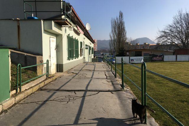 Fotbalisté v Neštěmicích se dočkají rekonstrukce zázemí na stadionu