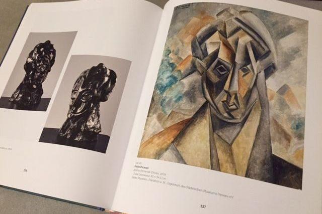 Picasso - Fernande Olivier   foto: Pavel Novák,  Český rozhlas