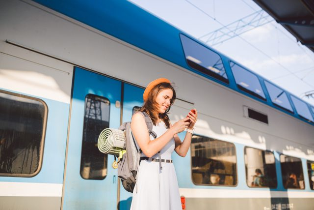 Cestování vlakem | foto: Profimedia