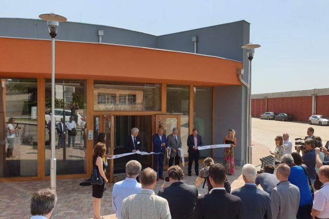 V Litoměřicích mají nové geotermální centrum. S jeho pomocí chtějí v budoucnu vytápět byty