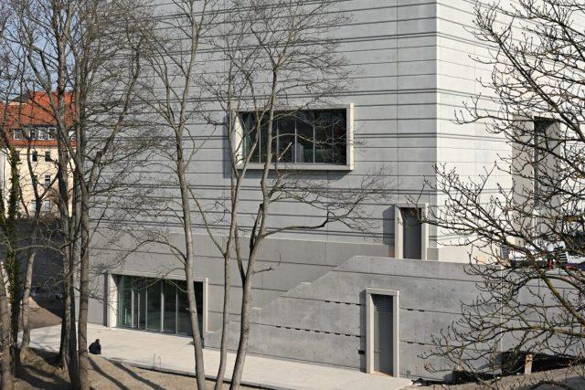 BUdova nového Muzea Bauhausu ve Výmaru