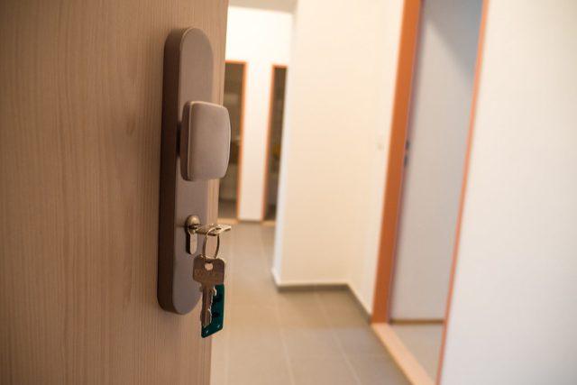 Město Liberec vybudovalo v domě v Žitavské ulici byty pro sociální bydlení