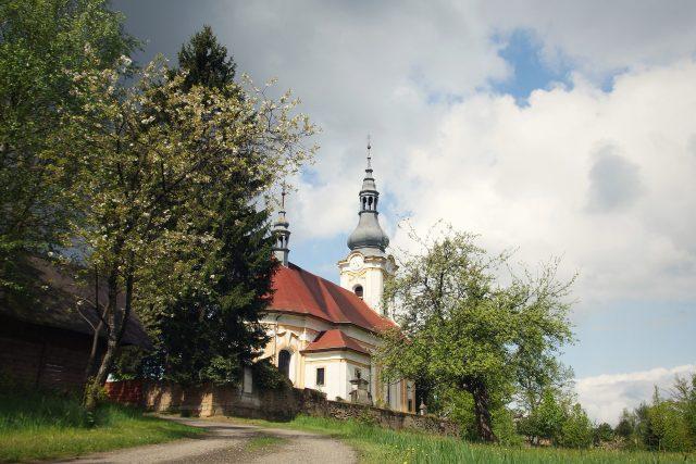 Kostel v Kytlicích   foto: Fotobanka Pixabay