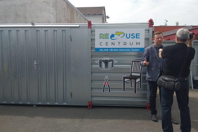 V Teplicích začalo fungovat re-use centrum | foto: Jana Vitásková,  Český rozhlas