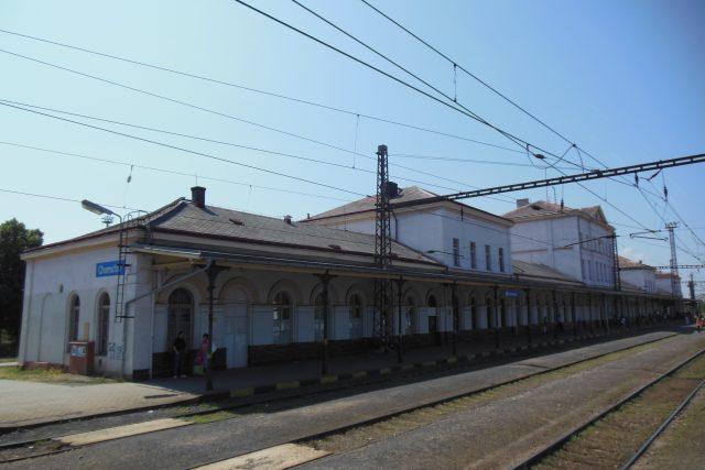 Chomutov, vlakové nádraží