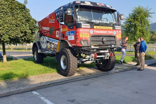 Den pro kamiony 2021 | foto: Jan Bachorík,  Český rozhlas