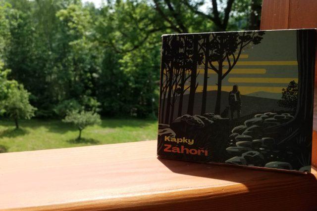 Skupina Kapky z Červené Vody vydala nové album Záhoří | foto: Vít Troníček,  Český rozhlas