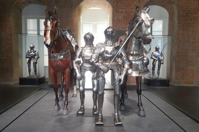V drážďanském rezidenčním zámku jsou uložené skvosty z dávných sbírek saských kurfiřtů