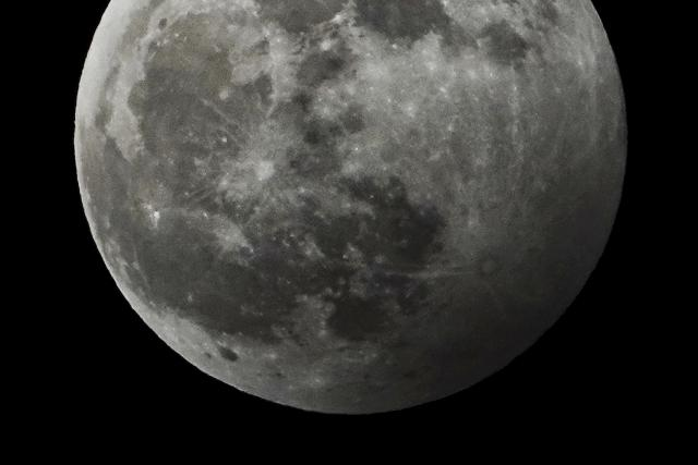 Polostínové zatmění Měsíce 10.ledna 2020