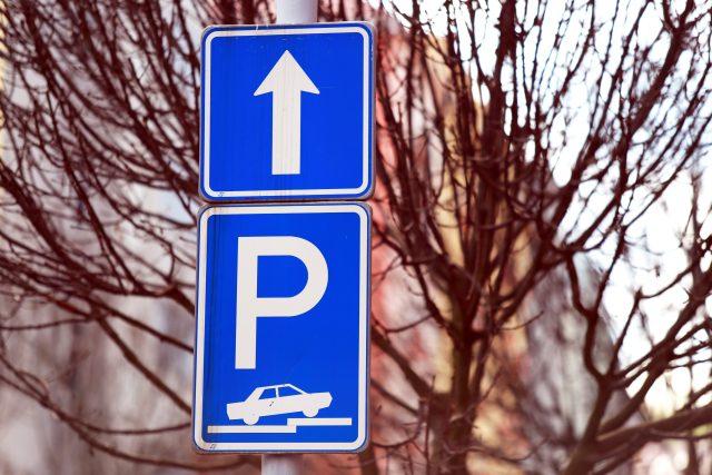 Parkování (ilustr. obr.)