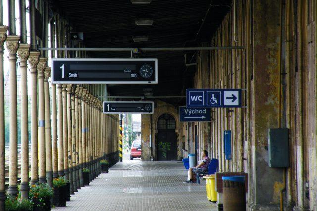Teplice, nádraží