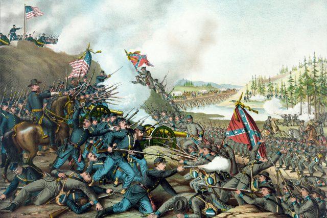 Americká občanská válka