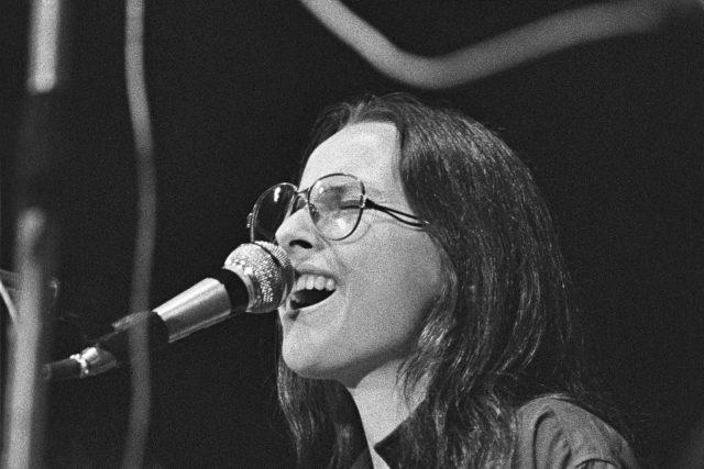 Zuzana Navarová,  Nerez,  Vokalíza 1982,  Praha,  Žofín | foto:  Gempe,  Wikimedia Commons,  CC BY-SA 4.0