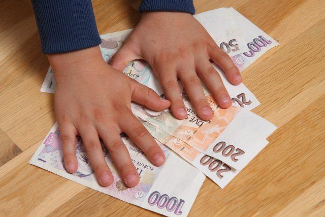 Dítě a peníze