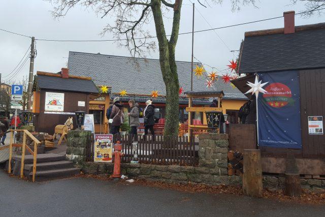 Vánoční trhy v Seiffenu