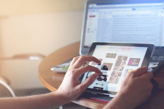Internet (ilustrační foto)