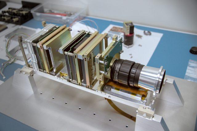 VZLUSAT-2 | foto: Výzkumný a zkušební letecký ústav  (VZLU)