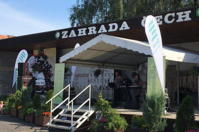 Zahrada Čech 2020