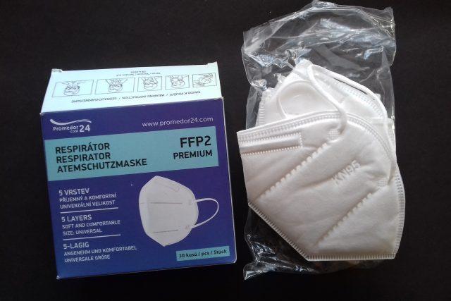 Paní Lenka z Ústí nad Labem si v e-shopu lékáren Dr. Max objednala sadu respirátorů FFP2 Premium. Přišly jí ale respirátory KN95
