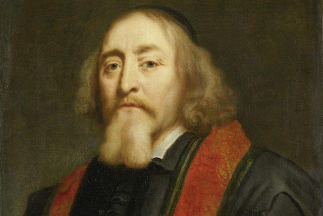 Portrét Jana Amose Komenského od Jürgena Ovense