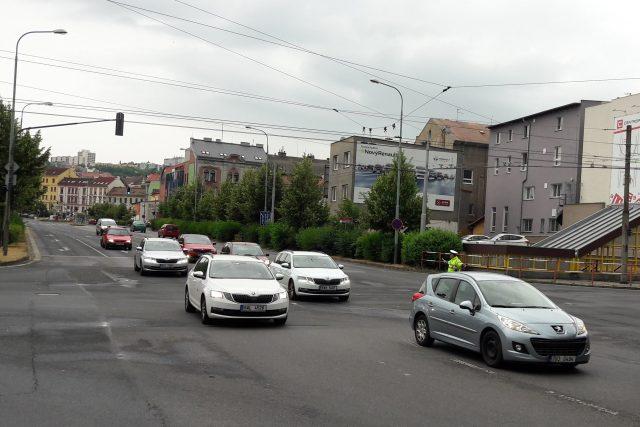 Dopravní policisté v Ústí nad Labem soutěžili o titul Regulovčík roku