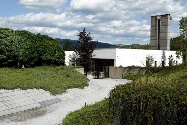 Ústí nad Labem, nové krematorium