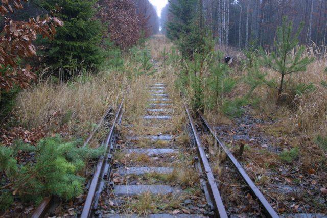 Zanedbaná železnice  (ilustrační foto) | foto: Jiří Berger,  MAFRA / Profimedia