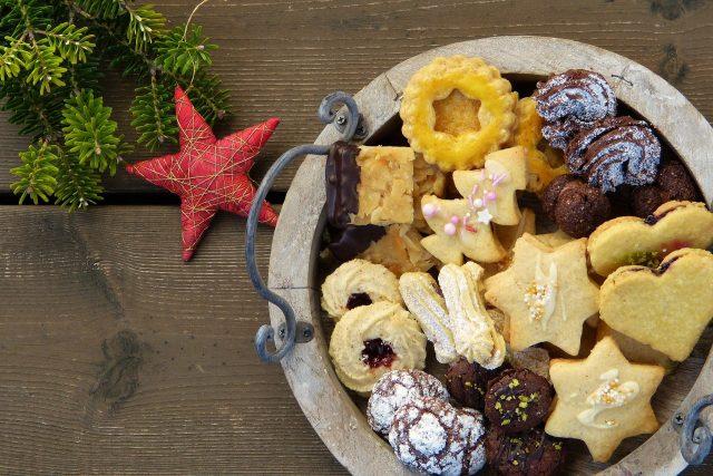 Vánoční cukroví | foto: Pixabay
