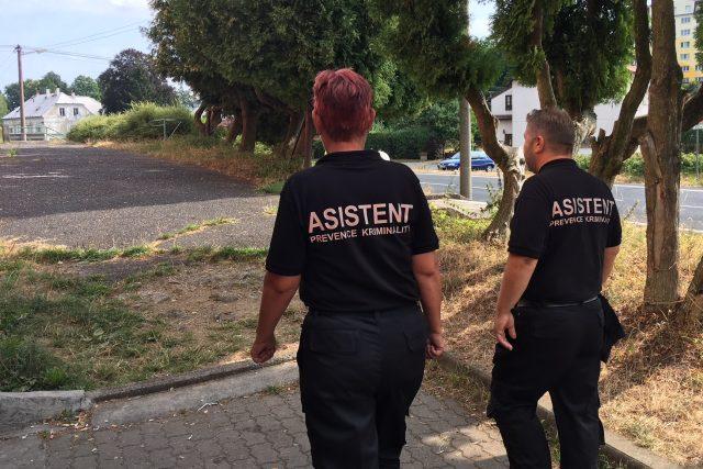 Asistenti prevence kriminality v Jiříkově