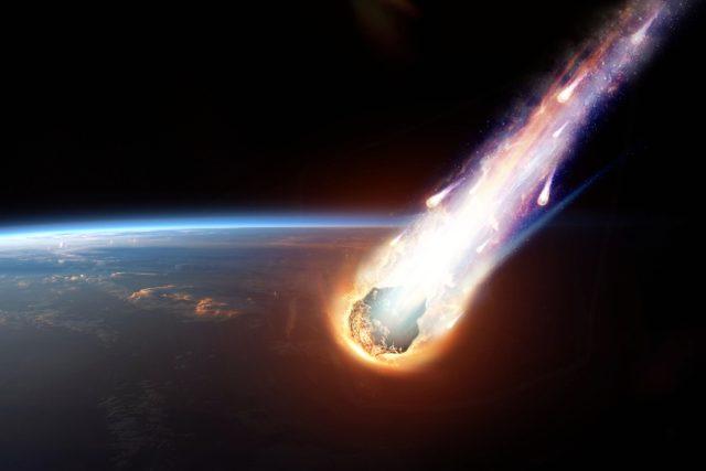 Kometa může být krásnou podívanou | foto: Shutterstock