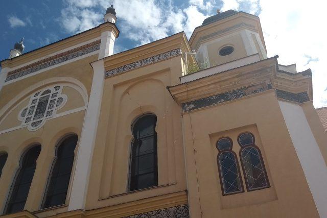 Synagoga Žatec | foto: Jana Vitásková,  Český rozhlas,  Český rozhlas