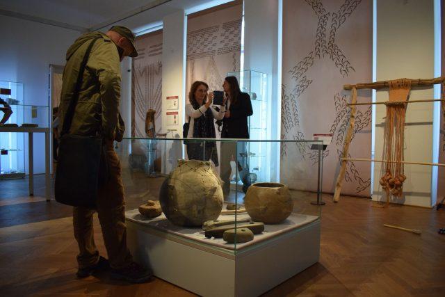 Výstava v muzeu  (ilustr. obr.)   foto: Frederik Velinský,  Český rozhlas